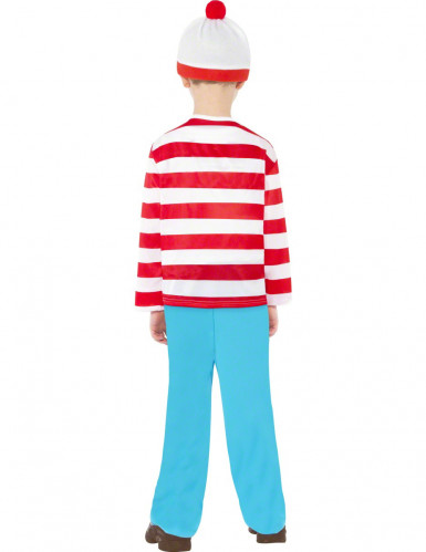 Wo ist Walter™-Kostüm für Jungen-1