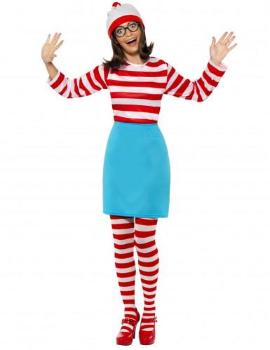 Wo ist Walter?™-Kostüm für Damen
