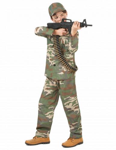 Soldaten Kinderkostüm-1