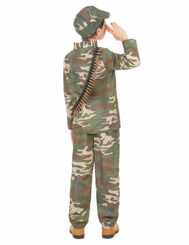 Soldaten Kinderkostüm-2