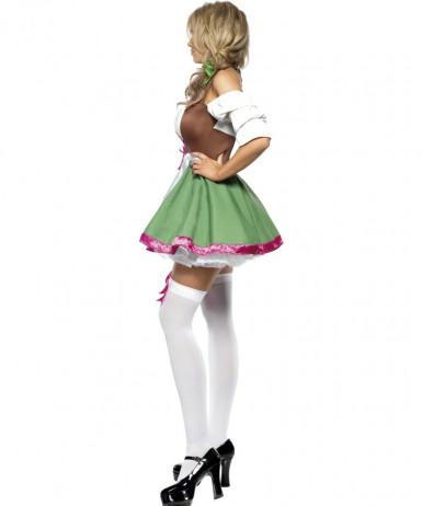 Bayrisches Dirndl-Kostüm für Damen-1