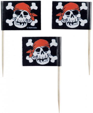 Piraten Cocktailstäbchen
