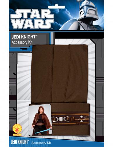 Kostüm-Set Jedi Star Wars TM für Erwachsene-1