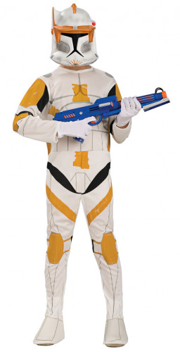 Clone Trooper Commander Cody Star Wars™ Kinderkostüm