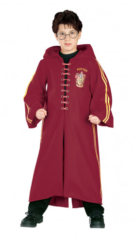 Quidditch Harry Potter™ Kostüm für Kinder