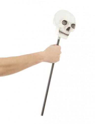 Totenkopf Zepter Halloween-1