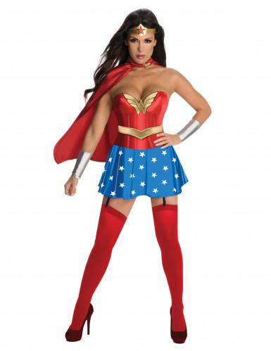 Sexy Wonder Woman™ Kostüm für Damen