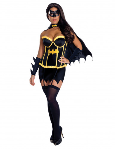 Sexy Batgirl™ - Kostüm für Damen