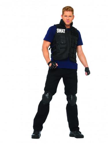 SWAT-Team Kostüm für Herren