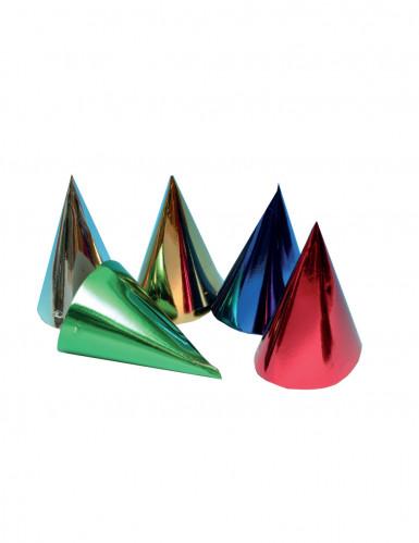 Set von 10 Party-Hüten