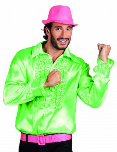 Disco - Hemd grün für Herren
