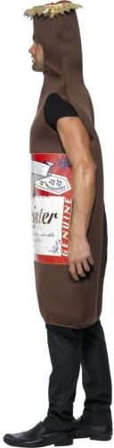 Bierflaschen Kostüm für Erwachsene-1