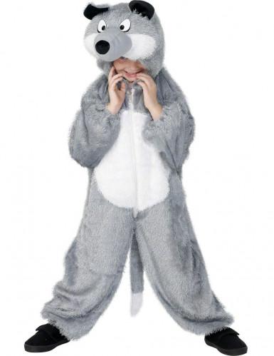 Wolfs-Kostüm für Kinder