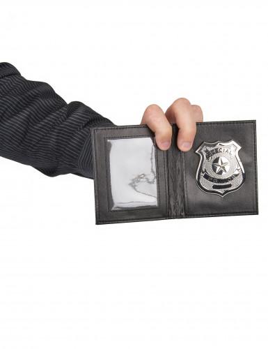 Polizeiabzeichen - Portemonnaie-1