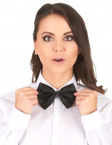 Halsschleife schwarz-1