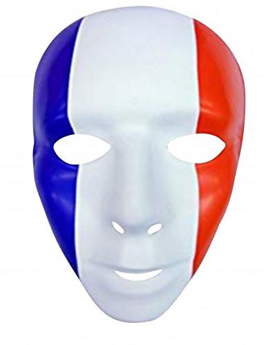 Frankreich-Maske für Erwachsene