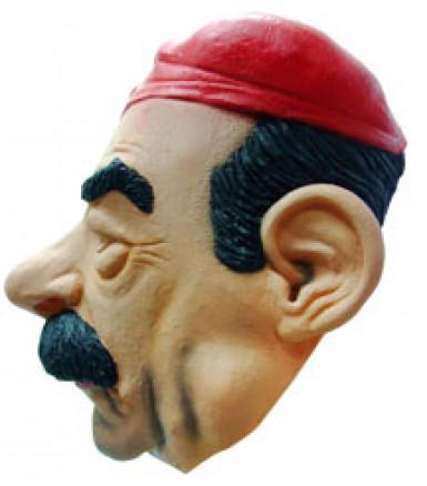 Saddam Hussein - Maske für Erwachsene-1