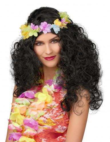 Hawaii-Perücke für Damen