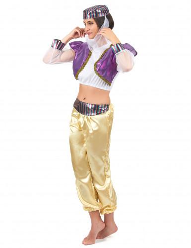 Damenkostüm orientalische Tänzerin-1