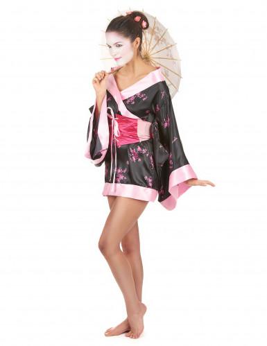Geisha-Kostüm für Damen-1