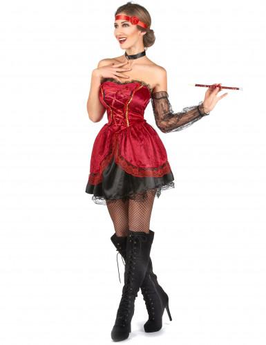 Kabarett-Kostüm für Damen-1