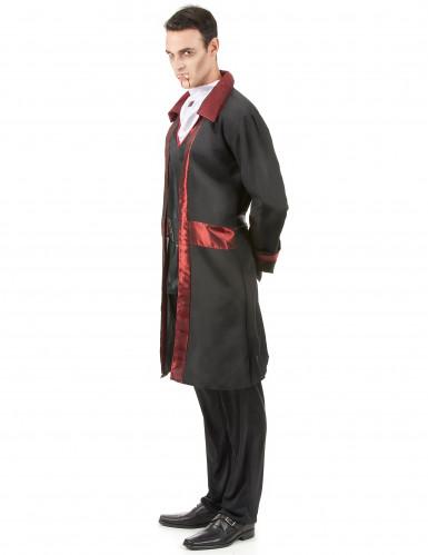 Vampir-Kostüm Herren Halloween-1