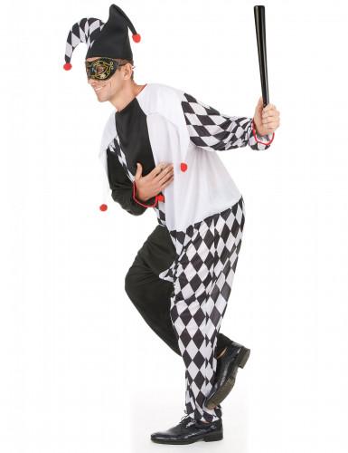 Harlekin Kostüm für Herren-1