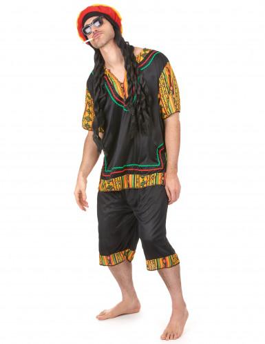 Rasta-Kostüm für Herren-1
