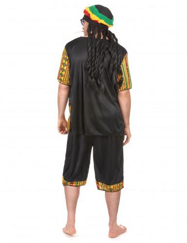 Rasta-Kostüm für Herren-2