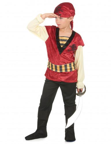 Kinder-Piratenkostüm für Jungen-1
