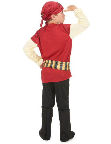 Kinder-Piratenkostüm für Jungen-2