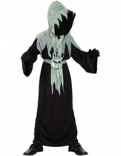 Düsteres Mönchs-Kostüm für Kinder