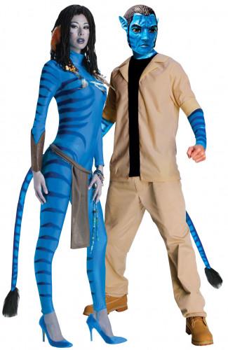 Avatar ™-Kostüm für Paare