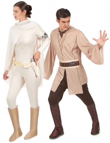 Jedi und Padme Amidala™-Kostüm aus Star Wars™