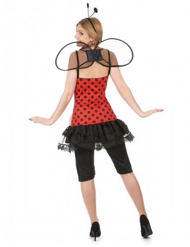 Marienkäfer Kostüm für Damen-2