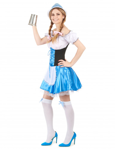 Bayerin Dirndl Kostüm für Damen-1