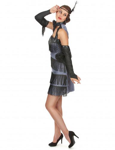 Charleston-Kostüm für Damen-1
