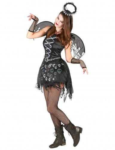 Todesengel Kostüm für Damen-1