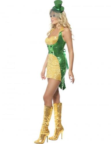 Sexy Irländerinnen Kostüm für Damen-2