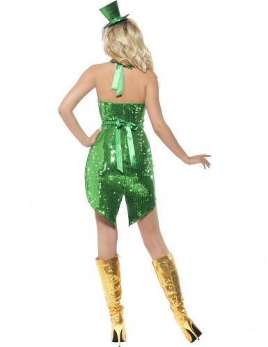 Sexy Irländerinnen Kostüm für Damen-1