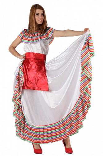 Mexikaner - Kostüm für Damen