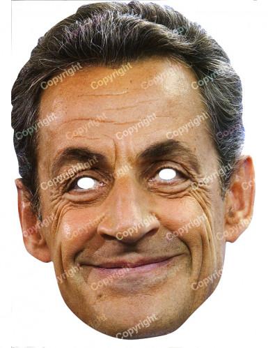 Nicolas Sarkozy - Maske