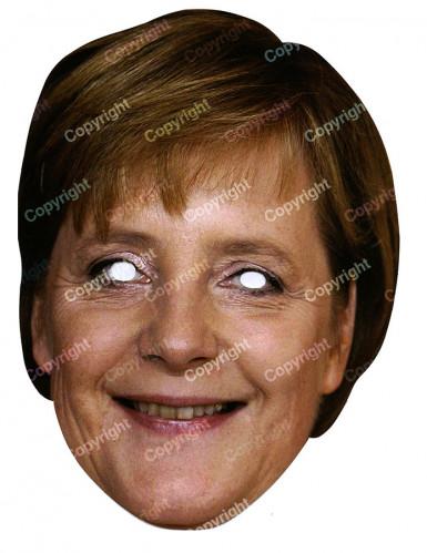 Angela Merkel - Maske