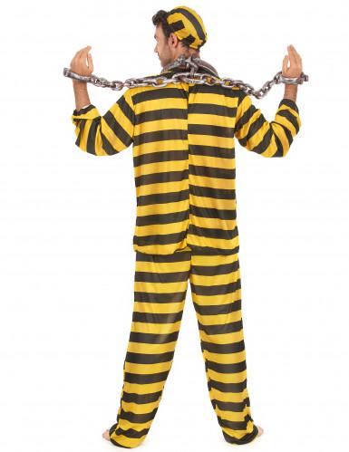 Gefangenen Kostüm für Erwachsene-2