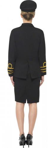 Sexy Flugbegleiterinnen - Kostüm für Damen-1