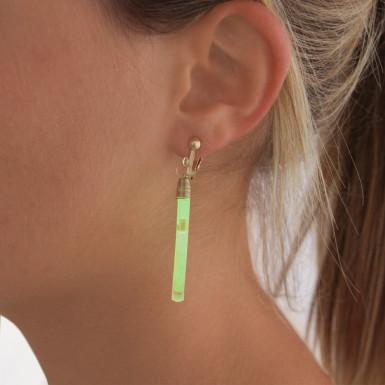 Ohrringe leuchtend