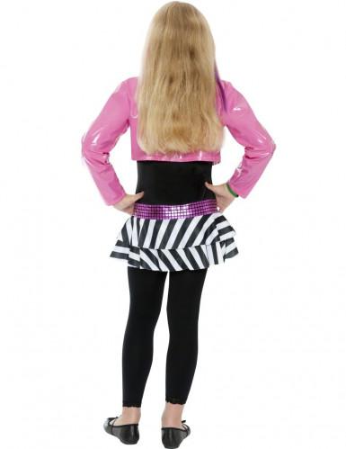 Rockstar-Kostüm für Mädchen-1