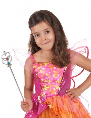 Fee Zauberstab Mädchen-1
