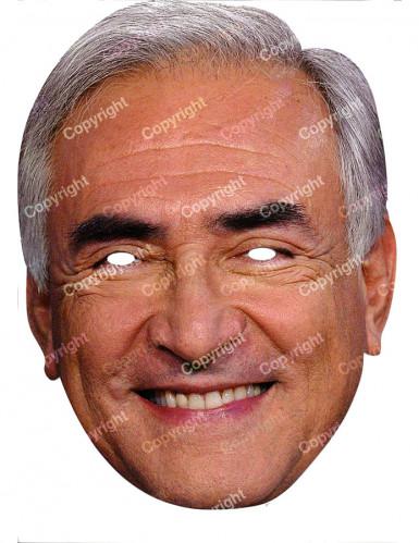 Dominique Strauss Kahn - Maske