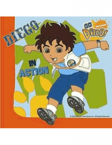 20 Papierservietten Diego™